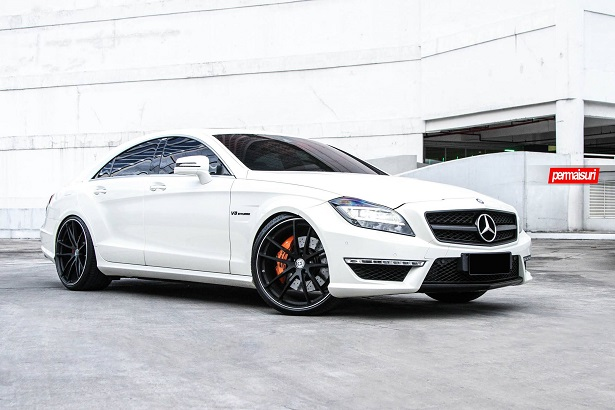 Mercedes Benz CLS63 AMG ‎HRE‬ ‪‎P104 Tuning Permaisuri 1 Mercedes Benz CLS63 AMG mit ‎HRE‬ ‪‎P104 Alufelgen