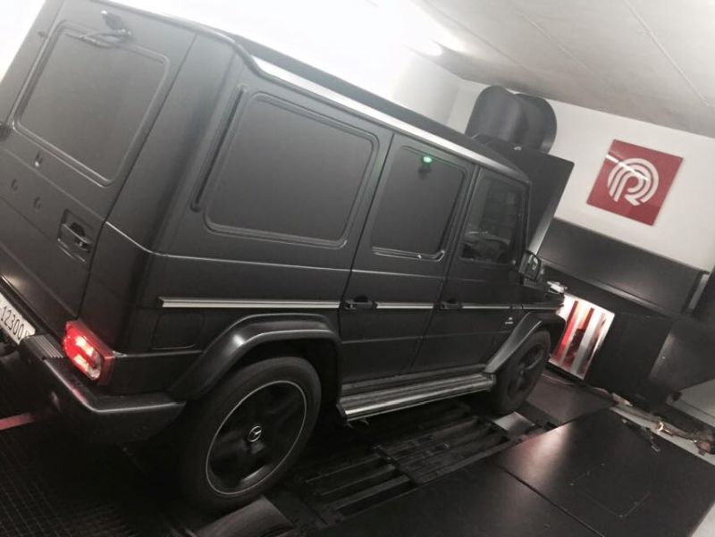 Mercedes Benz G63 AMG 659PS by Pogea Racing Chiptuning 3 Mercedes Benz G63 AMG mit 659PS by Pogea Racing