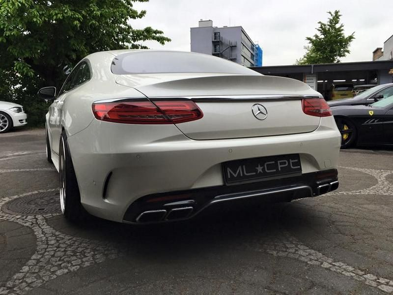 Mercedes Benz S-Coupé (W217) 21 Zoll PP Exclusive Tuning ML Concept 10