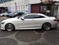 Mercedes Benz S Coup%C3%A9 W217 21 Zoll PP Exclusive Tuning ML Concept 11 190x143 Mercedes Benz S Coupé (W217) auf 21 Zoll PP Exclusive Felgen