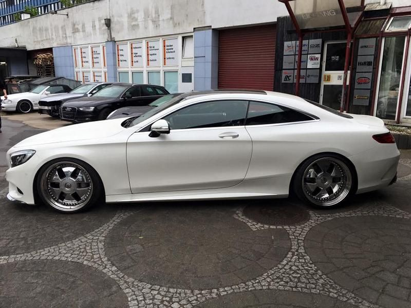 Mercedes Benz S-Coupé (W217) 21 Zoll PP Exclusive Tuning ML Concept 11