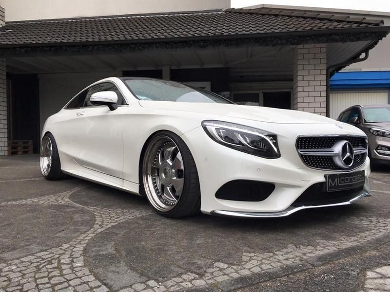 Mercedes Benz S-Coupé (W217) 21 Zoll PP Exclusive Tuning ML Concept 5