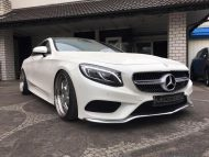 Mercedes Benz S Coup%C3%A9 W217 21 Zoll PP Exclusive Tuning ML Concept 6 190x143 Mercedes Benz S Coupé (W217) auf 21 Zoll PP Exclusive Felgen