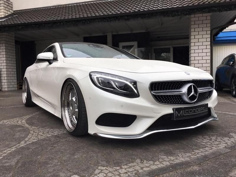 Mercedes Benz S-Coupé (W217) 21 Zoll PP Exclusive Tuning ML Concept 6