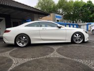 Mercedes Benz S Coup%C3%A9 W217 21 Zoll PP Exclusive Tuning ML Concept 7 190x143 Mercedes Benz S Coupé (W217) auf 21 Zoll PP Exclusive Felgen