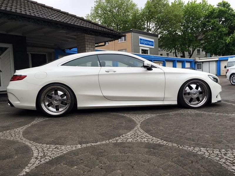 Mercedes Benz S-Coupé (W217) 21 Zoll PP Exclusive Tuning ML Concept 7