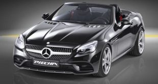 Mercedes Benz SLC R172 Tuning Piecha Design Bodykit 4 1 e1464260387365 310x165 Mercedes Benz SLC (R172) mit Piecha Design Bodykit