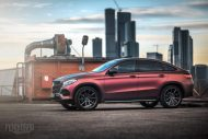 Mercedes GLE Coupe FlipFlop Vossen Tuning Ferdinand Visual Workshop 11 190x127 Mercedes GLE Coupe mit FlipFlop Optik und Vossen Wheels