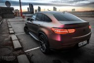 Mercedes GLE Coupe FlipFlop Vossen Tuning Ferdinand Visual Workshop 12 190x127 Mercedes GLE Coupe mit FlipFlop Optik und Vossen Wheels