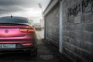 Mercedes GLE Coupe FlipFlop Vossen Tuning Ferdinand Visual Workshop 4 190x127 Mercedes GLE Coupe mit FlipFlop Optik und Vossen Wheels