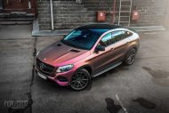 Mercedes GLE Coupe FlipFlop Vossen Tuning Ferdinand Visual Workshop 6 190x127 Mercedes GLE Coupe mit FlipFlop Optik und Vossen Wheels