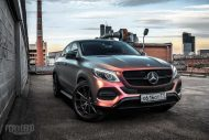 Mercedes GLE Coupe FlipFlop Vossen Tuning Ferdinand Visual Workshop 7 190x127 Mercedes GLE Coupe mit FlipFlop Optik und Vossen Wheels