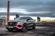 Mercedes GLE Coupe FlipFlop Vossen Tuning Ferdinand Visual Workshop 8 190x127 Mercedes GLE Coupe mit FlipFlop Optik und Vossen Wheels