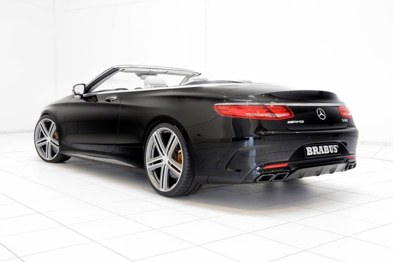 jetzt auch offen mercedes s klasse cabrio a217 von brabus magazin. Black Bedroom Furniture Sets. Home Design Ideas