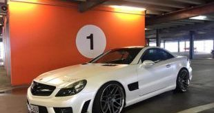 Mercedes SL R230 SL63 65 AMG Umbau FL Exclusive Cardesign 1 1 e1463717258190 310x165 Komplettprogramm   Mercedes SL R230 in SL63/65 Optik