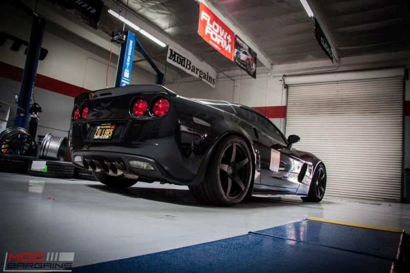 ModBargains SHIFTS3CTOR Corvette C6 Z06 585PS Tuning 19