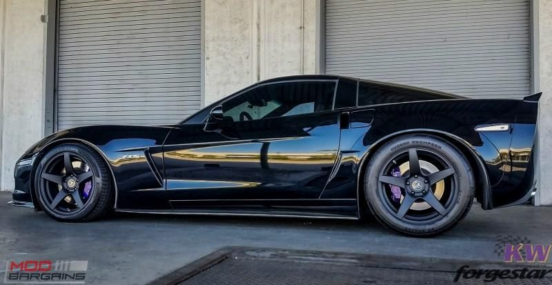 ModBargains SHIFTS3CTOR Corvette C6 Z06 585PS Tuning 2 Fotostory: SHIFTS3CTOR Corvette C6 Z06 mit 585PS am Rad