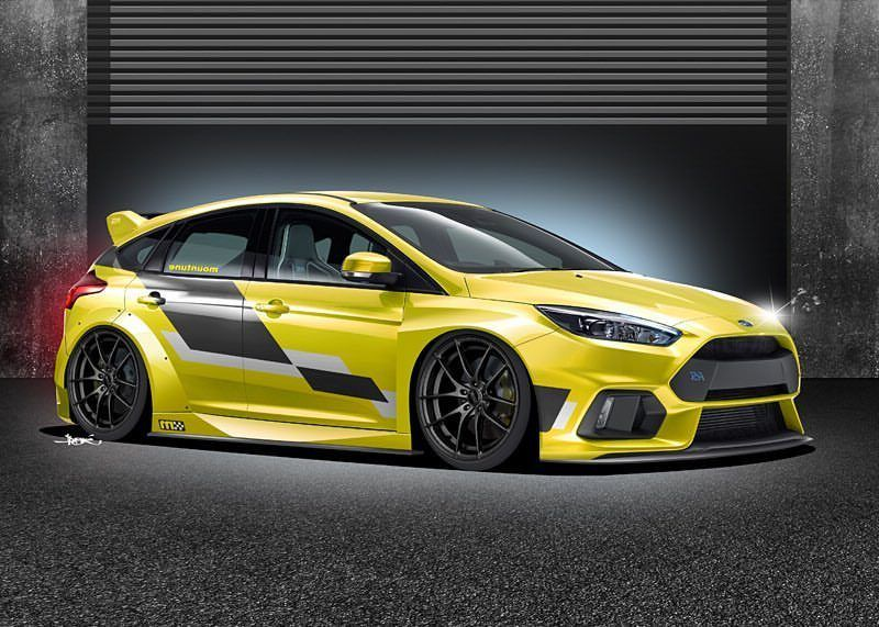 Mountune 2016er Ford Focus RS Widebody 2 e1463048400832 Vorschau: Mountune 2016er Ford Focus RS Widebody