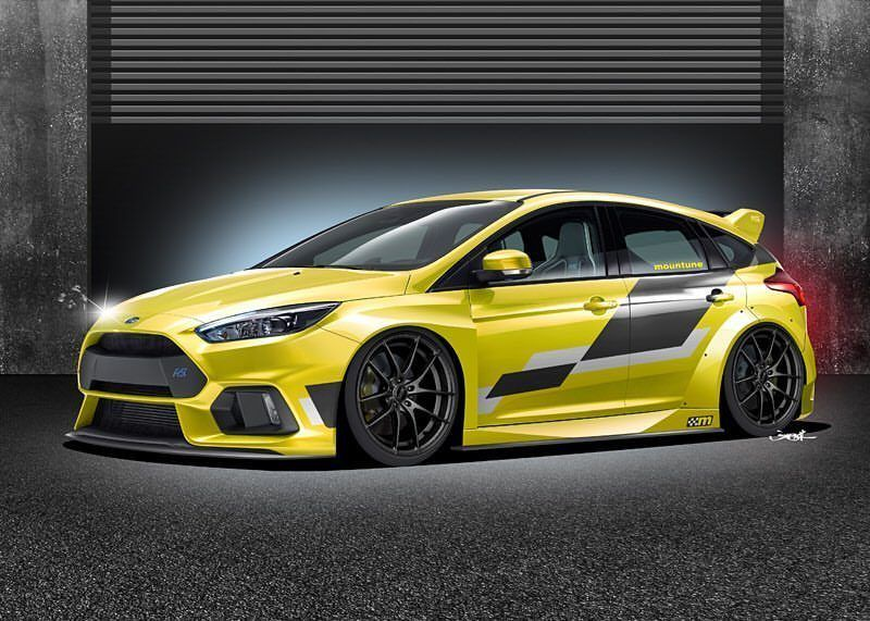 Mountune 2016er Ford Focus RS Widebody e1463048318640 Vorschau: Mountune 2016er Ford Focus RS Widebody