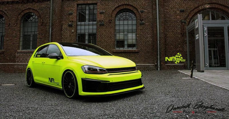 nb performance golf vii gti mit neon optik 20 z llern. Black Bedroom Furniture Sets. Home Design Ideas