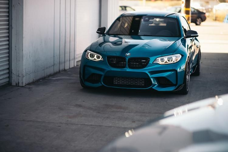 Performance Technic BMW M2 F87 HRE Classic Alufelgen Tuning (3)
