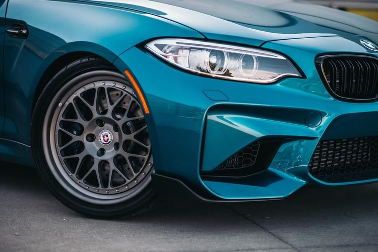 Performance Technic BMW M2 F87 HRE Classic Alufelgen Tuning (6)
