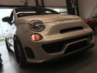 Pogea Racing GTR230 Abart 500 219PS 329NM Bodykit Tuning 2 190x143 Klein aber OHO   Pogea Racing Abarth 500 mit 219PS & 329NM