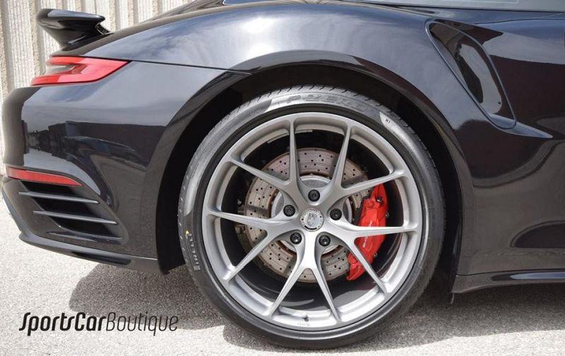 Porsche 911 991 Turbo HRE P101 Alufelgen Sportscar Boutique Tuning 5