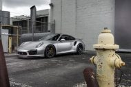 Porsche 911 991 Turbo S ADV.1 ADV10M.V2 CS Tuning 1 190x127 Video + Foto: Porsche 911 (991) Turbo S auf ADV.1 Wheels Alufelgen