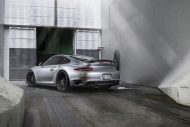 Porsche 911 991 Turbo S ADV.1 ADV10M.V2 CS Tuning 6 190x127 Video + Foto: Porsche 911 (991) Turbo S auf ADV.1 Wheels Alufelgen