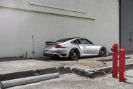 Porsche 911 991 Turbo S ADV.1 ADV10M.V2 CS Tuning 8 190x127 Video + Foto: Porsche 911 (991) Turbo S auf ADV.1 Wheels Alufelgen