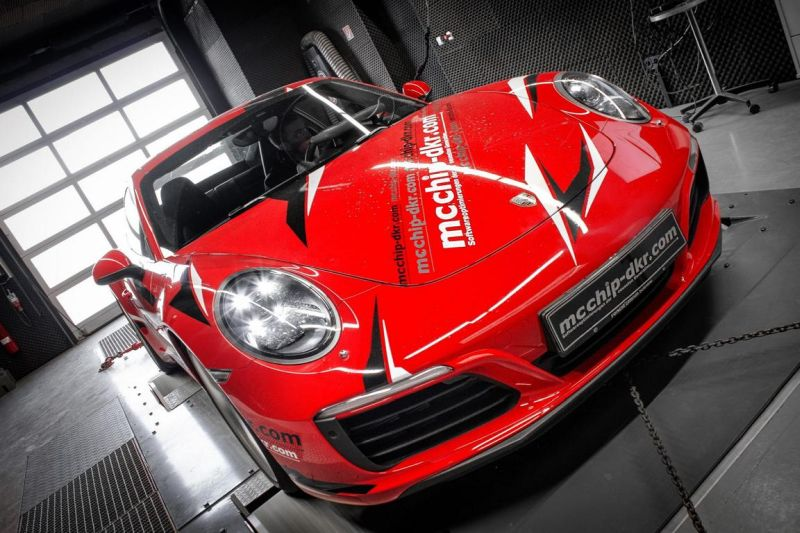 Porsche 991 (911) Carrera S 485PS by Mcchip-DKR Chiptuning 10