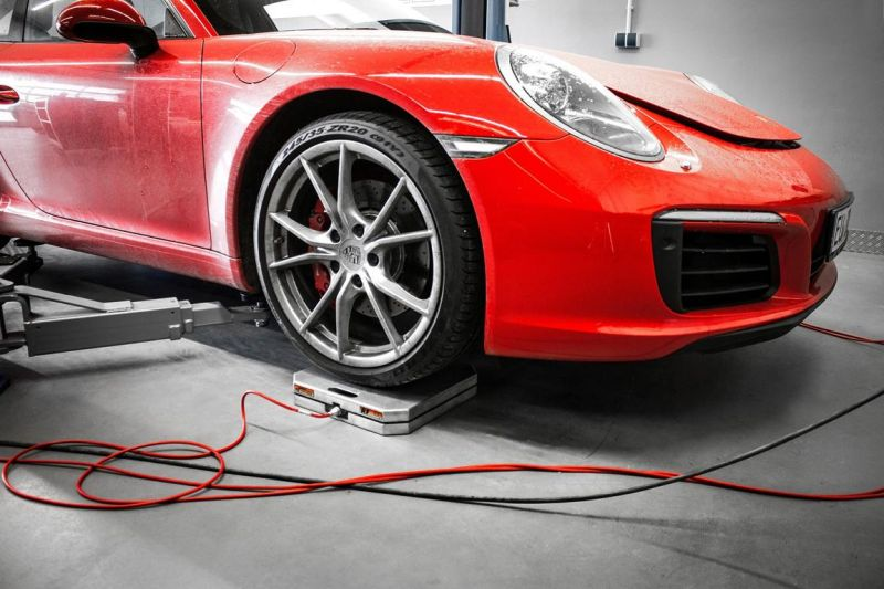 Porsche 991 (911) Carrera S 485PS by Mcchip-DKR Chiptuning 17