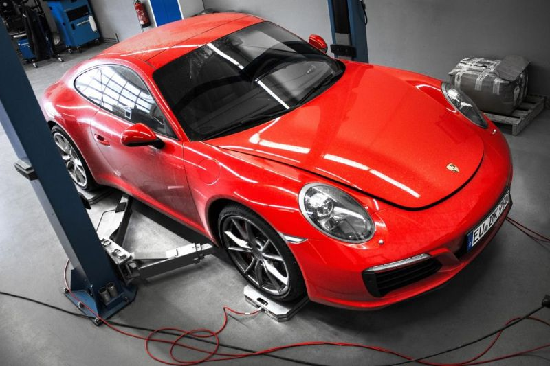 Porsche 991 (911) Carrera S 485PS by Mcchip-DKR Chiptuning 19
