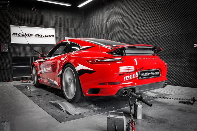 Porsche 991 (911) Carrera S 485PS by Mcchip-DKR Chiptuning 7