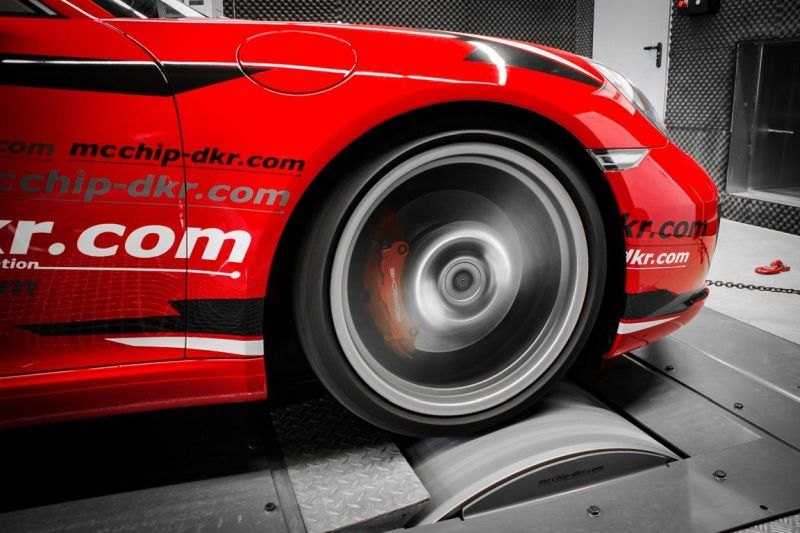 Porsche 991 (911) Carrera S 485PS by Mcchip-DKR Chiptuning 9