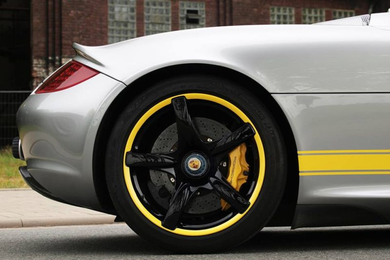 Porsche Carrera GT by Edo Competition Tuning 5