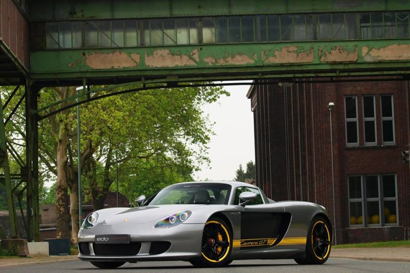Porsche Carrera GT by Edo Competition Tuning 6