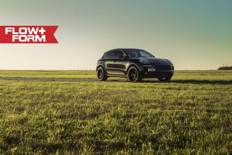 Porsche Macan HRE Performance Wheels Typ FF15 Tuning 1 Porsche Macan auf HRE Performance Wheels Typ FF15