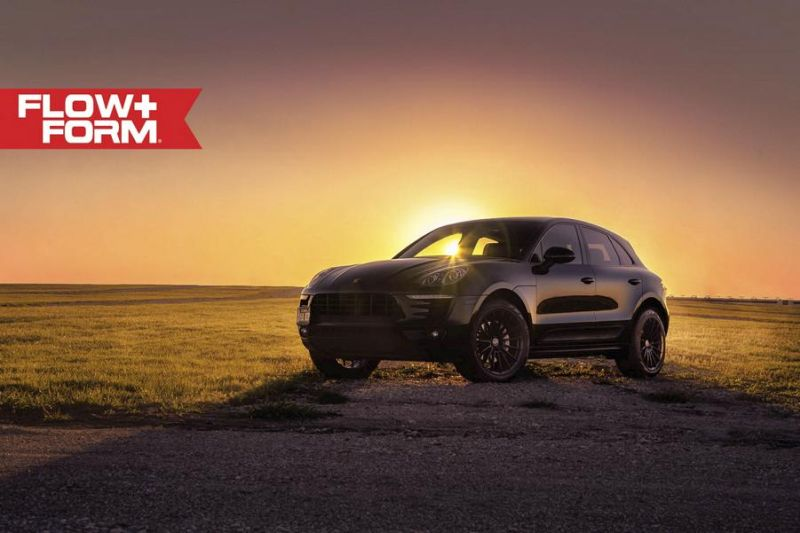 Porsche Macan HRE Performance Wheels Typ FF15 Tuning 3 Porsche Macan auf HRE Performance Wheels Typ FF15