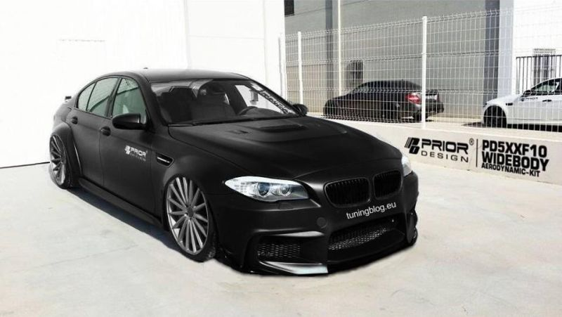 Prior Design PD5XXF10 Widebody BMW M5 F10 tuningblog.eu 1 Prior Design PD5XXF10 Widebody BMW M5 F10 by tuningblog.eu