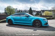 Prior Design PD700R Widebody Aerodynamic Kit Audi A7 RS7 Tuning 10 190x124 Audi RS7 Widebody auf mbDesign KV1 22 Zoll Alufelgen