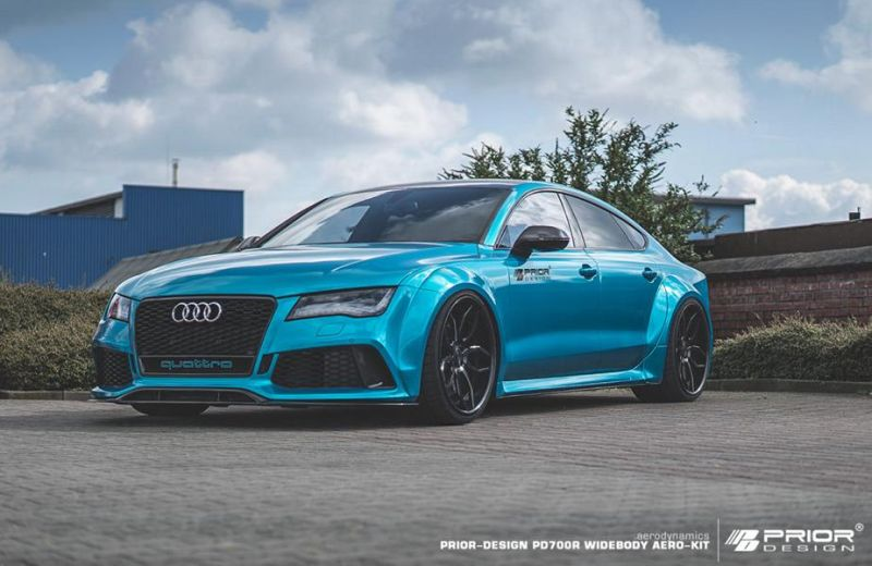 Prior Design PD700R Widebody Aerodynamic-Kit Audi A7 RS7 Tuning 9