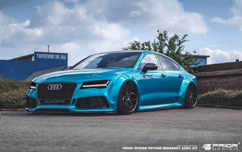 Prior Design PD700R Widebody Audi RS7 tuningblog.eu