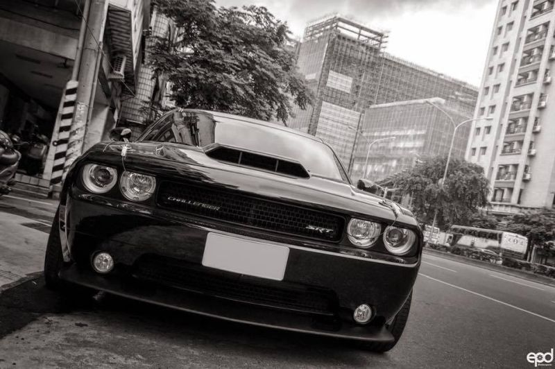 Project Black Tiger EPD Motorsports Liberty Walk Challenger SRT8 Tuning 7