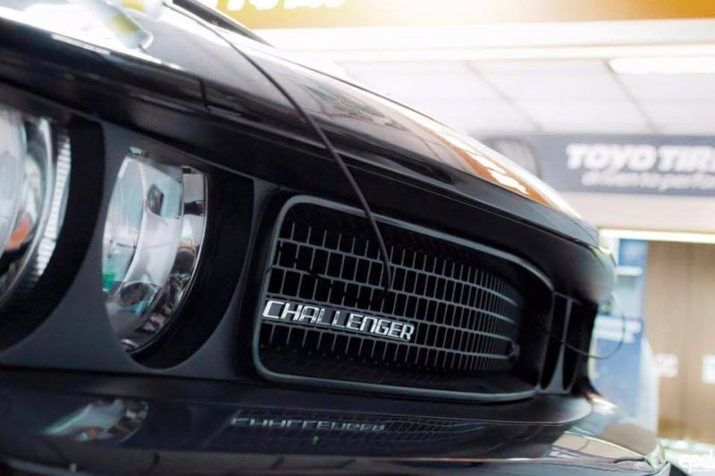 Project Black Tiger EPD Motorsports Liberty Walk Challenger SRT8 Tuning 8