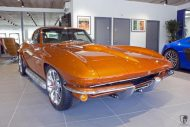 Restomod Chevrolet Corvette C2 LS7 V8 Tuning Power 30 190x127 zu verkaufen: Restomod Chevrolet Corvette C2 mit LS7 Power