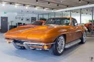 Restomod Chevrolet Corvette C2 LS7 V8 Tuning Power 5 190x127 zu verkaufen: Restomod Chevrolet Corvette C2 mit LS7 Power
