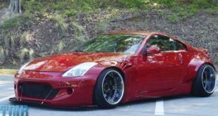 Rocket Bunny Wide Bodykit am Nissan 350Z in Rot 1 e1463025504687 310x165 Video: Rocket Bunny Wide Bodykit am Nissan 350Z in Rot