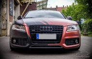 Russet red matt Folierung Audi A5 Check Matt Dortmund Tuning 6 190x121 Russet red matt Folierung am Audi A5 by Check Matt Dortmund